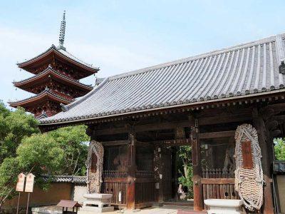 四国霊場86番札所 志度寺