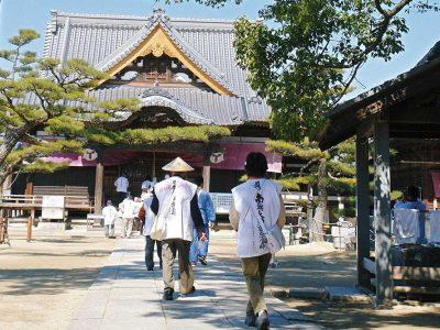 四国霊場87番札所 長尾寺