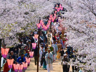 鎮花祭(はなしずめのまつり)