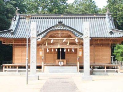 石田神社 夏越祭