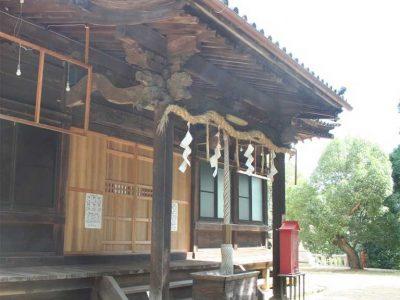 鴨部神社 秋季例大祭