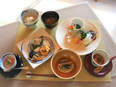 長尾寺 「本坊膳所の昼ごはん」