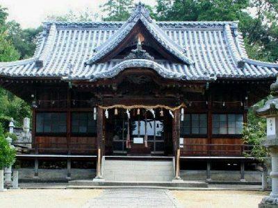 男山神社 夏越祭