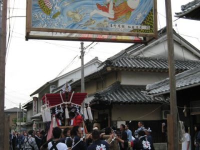 多和神社 秋季大祭