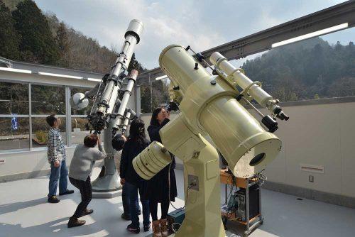天体望遠鏡博物館