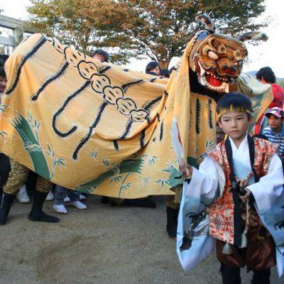 富田神社 秋季例大祭