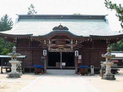 津田石清水八幡宮 夏越祭