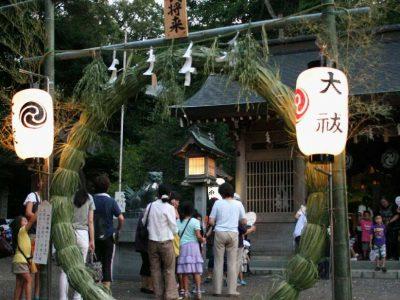 宇佐神社  夏越祭