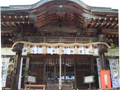造田神社 夏越祭