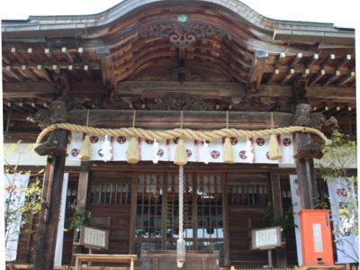 造田神社 秋季例大祭